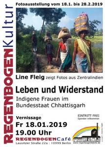 """""""Leben und Widerstand - Indigene Frauen in Zentralindie..."""