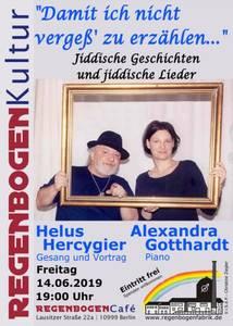 """""""Damit ich nicht vergess´zu erzählen"""" - Konzert im..."""