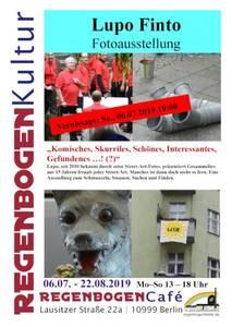 """""""Komisches, Skurriles, Schönes, Interessantes, Gefunden..."""