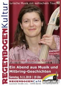 """""""Lyrische Musik mit keltischem Touch"""" - Konzert im..."""