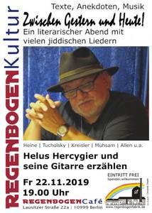 """""""Zwischen Gestern und Heute"""" - Literatur im Regenb..."""