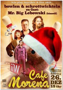 Weihnachts-Schrottwichtel-Bowling (Wii) Wedding - Café Moren...