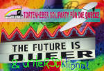 """""""The Future is QUEER and intersektional"""" - Tortenh..."""