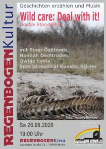 """""""Wild care: Deal with it!"""" - Geschichtenerzählen &..."""
