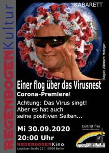 """""""Einer flog über das Virusnest"""" - Kabarett im Rege..."""