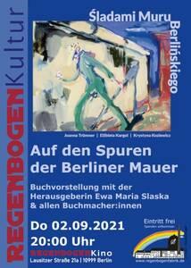 """""""Auf den Spuren der Berliner Mauer"""" - Buchvorstell..."""