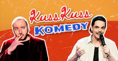 Stand-up Comedy: KussKuss Komedy @Neukölln