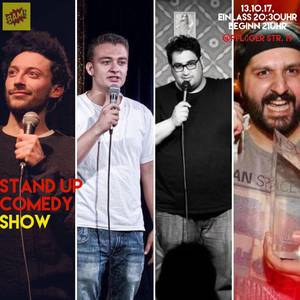 BAM! Stand-up Comedy Mix Show // feinste Stand-up Comedy in ...