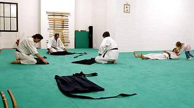 Aikido - Harmonie von Korper und Geist