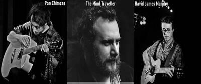 The Mind Traveller, Pan Chimzee, David James Murphy