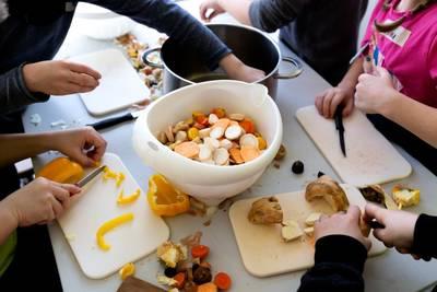 Geschmackssache: Essen ist Kunst!
