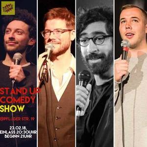 ''BAM! Comedy Show'' - in Berlin-Neukölln (deutsch)
