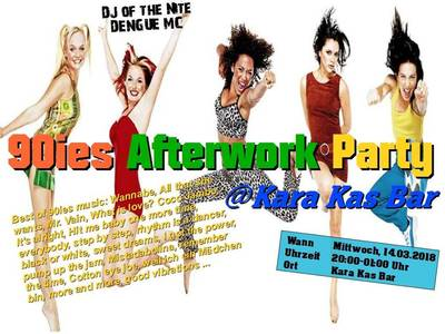90ies Afterwork Girls Special