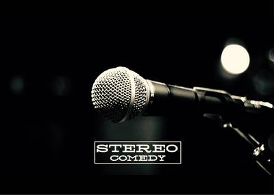 "STAND UP COMEDY Stereo Comedy Open Mic Show | 20.30 UHR im ""..."