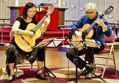 Gitarren auf Reisen