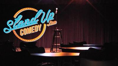 """STAND UP COMEDY 