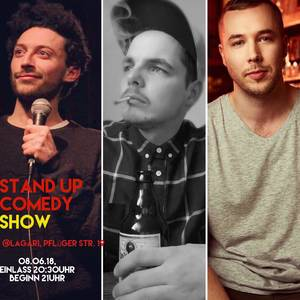 ★BAM! Stand-up Comedy Mix Show // feinste Stand-up Comedy in...