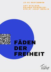 Ausstellung: Fäden der Freiheit - Téchne Berlin - Greek Art