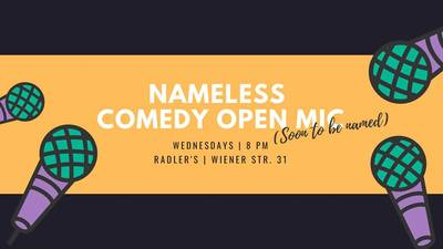 Nameless Comedy Open Mic