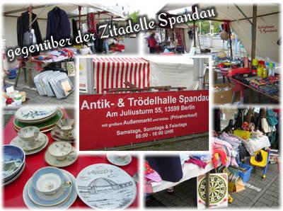 Antik- & Flohmarkt, Trödelmarkt