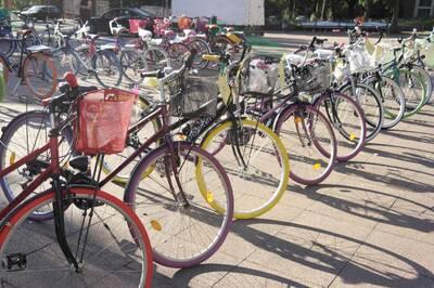 Fahrradmarkt in Berlin - über 350 gebrauchte Fahrräder!