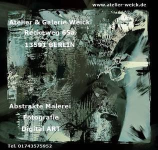Kunst - Atelier & Galerie Weick präsentiert: