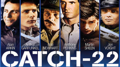 Screening: Catch-22 by Mike Nicholas (1970)