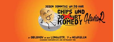 "STAND UP COMEDY | ""Chips und Kaviar!"" Comedyshow 