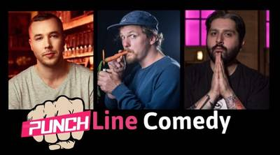 ''Punchline! Comedy Show''  in Prenzlaue...