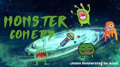 """Stand Up Comedy Show'' (Monster Comedy) - in..."