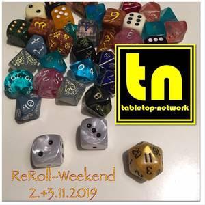 ReRoll-Weekend 2019 - jeder Würfel zählt