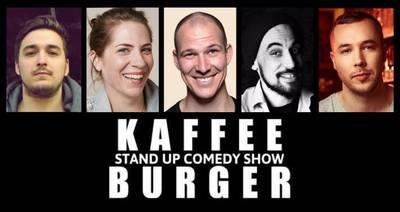 ''KAFFEE BURGER COMEDY SHOW'' - in Berli...