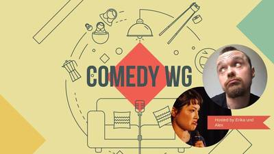 Comedy WG - Stand-Up Am Kotti