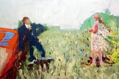 Artist Talk with Ofir Dor