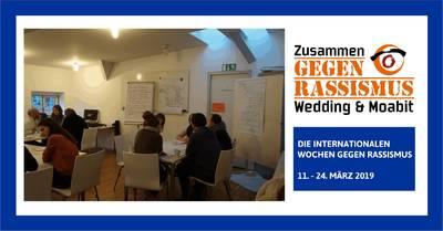 """Workshop am 11.03. im Gesundbrunnen: """"Verbünde dich mit..."""