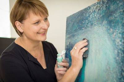 Kunst - Atelier & Galerie Weick präsentiert: Birgit Schw...
