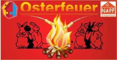 Osterfeuer - Kiezspinne Lichtenberg
