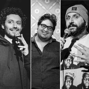 "STAND UP COMEDYSHOW • ""Best Of Show! Chips und Kaviar&q..."