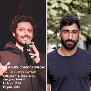 Stand-up Comedyshow • Best of Chips und Kaviar! • Kreuzkölln...