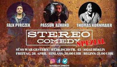 Stereo Comedy Spezial | Stand Up Comedy Show