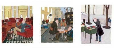 Ausstellung Jean-Philippe Delhomme Vernissage 5.10. 19.Uhr G...