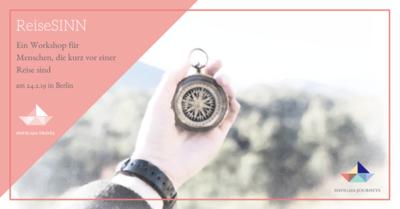 ReiseSINN Workshop - Für Menschen vor einer Reise
