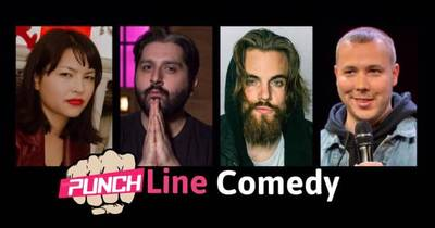 ★PUNCHLINE Comedy Show★ Stand Up in Berlin-Mitte im '&#...