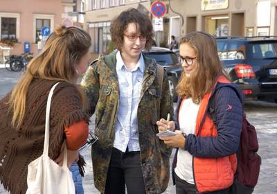 """Inklusives Leben lernen: Film """"Schulprojekt Pränataldia..."""