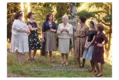 LGBTQ + Filmnacht moderiert von Zazie de Paris