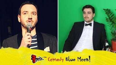 ✨ Live-Radio und Live Comedy! ✨ Fritz Comedy Blue Moon