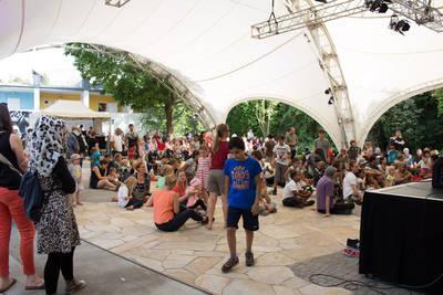 ufaFabrik Boulevard 2019 - Straßenkunst- und Umweltfestival