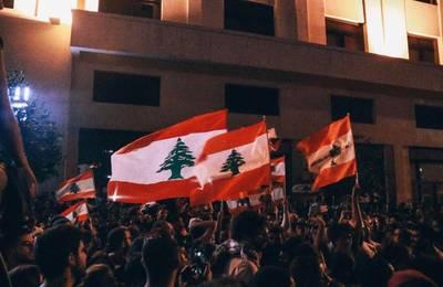 Berlin -> Beirut. A conversation about the Lebanese revol...