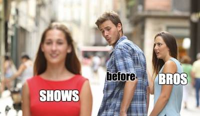 Shows before Bros · Women* comedy open mic!