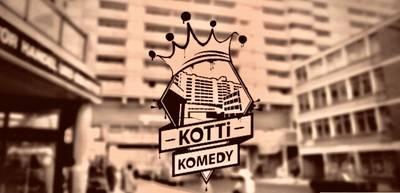 * Kotti Komedy * Comedy Show * Kreuzberg( im Monarch) Kottbu...